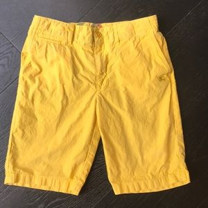 Boys Burberry Shorts. Size 12. Good condition!